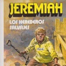 Cómics: JEREMIAH. LOS HEREDEROS SALVAJES. Lote 141784830