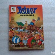 Cómics: ASTERIX Y OBELIX - EN BELGICA TAPA DURA 1991. Lote 142401274