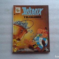 Cómics: ASTERIX Y OBELIX - Y EL CALDERO TAPA DURA 1989. Lote 142401674