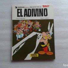 Cómics: ASTERIX Y OBELIX - EL ADIVINO TAPA DURA 1982. Lote 215338398