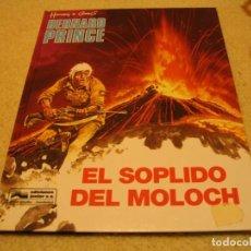Cómics: BERNARD PRINCE EL SOPLIDO DEL MOLOCH Nº 10 JUNIOR GRIJALBO HERMANN & GREG GI . Lote 142432662