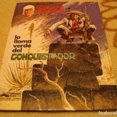 Cómics: BERNARD PRINCE LA LLAMA VERDE DEL CONQUISTADOR Nº 8 JUNIOR GRIJALBO HERMANN & GREG GI . Lote 142433346