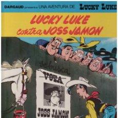 Cómics: LUCKY LUKE 46. LUCKY LUKE CONTRA JOSS JAMON. GRIJALBO. TAPA DURA. Lote 142453534