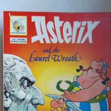 Cómics: ASTÉRIX AND THE LAUREL WREATH 24. Lote 142623797