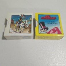Cómics: 3,25€ CADA** LIBRO DESPLEGABLE LUCKY LUKE TIMUN MAS 1985 UN DOS TRES CHOLLO DISFRACES MINI. Lote 143186710