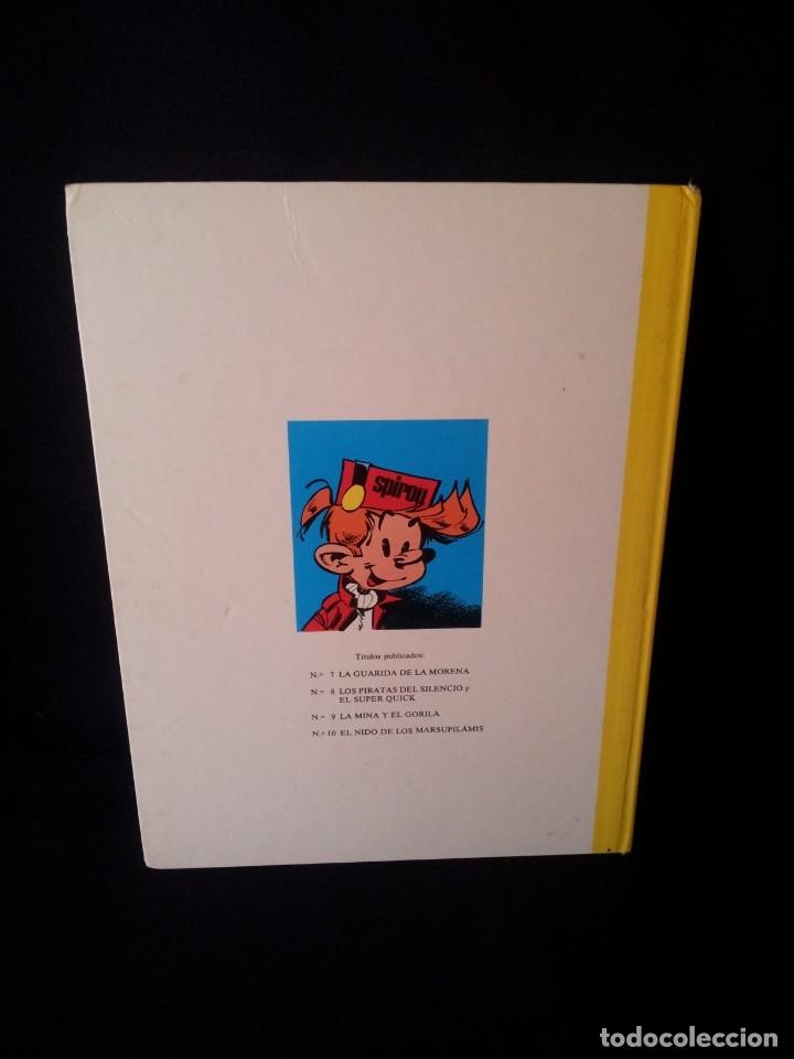 Cómics: LAS AVENTURAS DE SPIROU Y FANTASIO Nº10 - EL NIDO DE LOS MARSUPILAMIS - EDIC. JUNIOR,GRIJALBO 1982 - Foto 5 - 116051987
