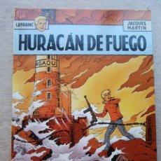 Cómics: LEFRANC Nº 2 HURACAN DE FUEGO / GRIJALBO 1986. Lote 142976510