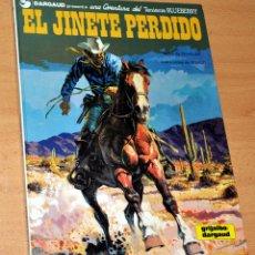 Cómics: TENIENTE BLUEBERRY - Nº 19: EL JINETE PÁLIDO - CHARLIER / GIRAUD - EDITORIAL GRIJALBO / DARGAUD 1982. Lote 143000202
