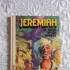 Cómics: JEREMIAH - LA NOCHE DE LOS RAPACES - N. 1. Lote 143057938