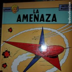 Cómics: LA AMENAZA, JACQUES MARTIN, ED. JUNIOR. Lote 143377498