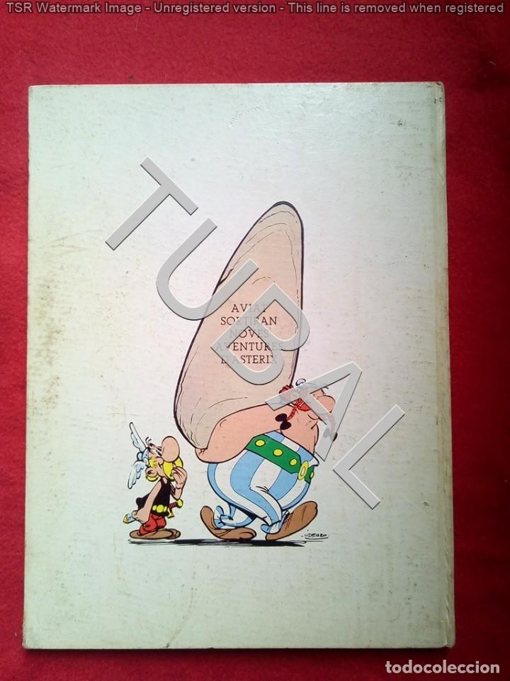 Cómics: TUBAL ASTERIX 1ª ED 1969 ALS JOCS OLIMPICS 600 GRS BUEN ESTADO LOMO Y PUNTAS - Foto 2 - 143397522