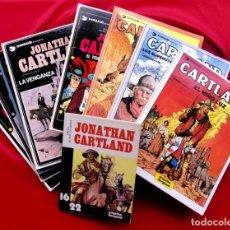 Cómics: JONATHAN CARTLAND. COLECCIÓN COMPLETA. 9 TOMOS. GRIJALBO / DARGAUD. . Lote 143447898