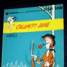 Cómics: LUCKY LUKE (MORRIS & GOSCINNY) Nº3 : CALAMITY JANE (EN CATALAN). Lote 143587562