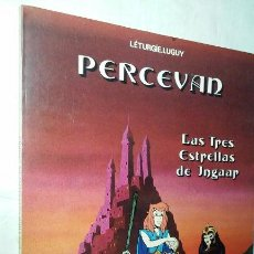 Cómics: PERCEVAN N° 1 - LAS TRES ESTRELLAS DE INGAAR- (JUNIOR - GRIJALBO). Lote 143650658