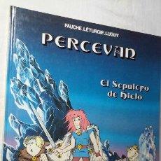 Cómics: PERCEVAN N° 2 - EL SEPULCRO DE HIELO - (JUNIOR - GRIJALBO). Lote 143653714