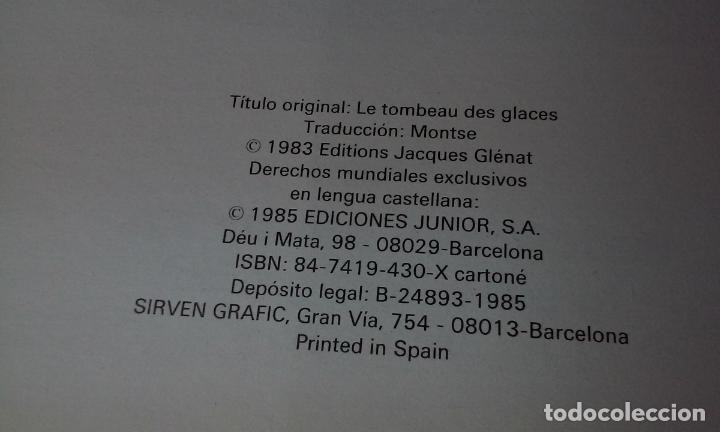 Cómics: PERCEVAN N° 2 - EL SEPULCRO DE HIELO - (JUNIOR - GRIJALBO) - Foto 6 - 143653714