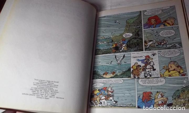 Cómics: PERCEVAN N° 3 - LAS ESPADA DE GANAEL- (JUNIOR - GRIJALBO) - Foto 5 - 143655498