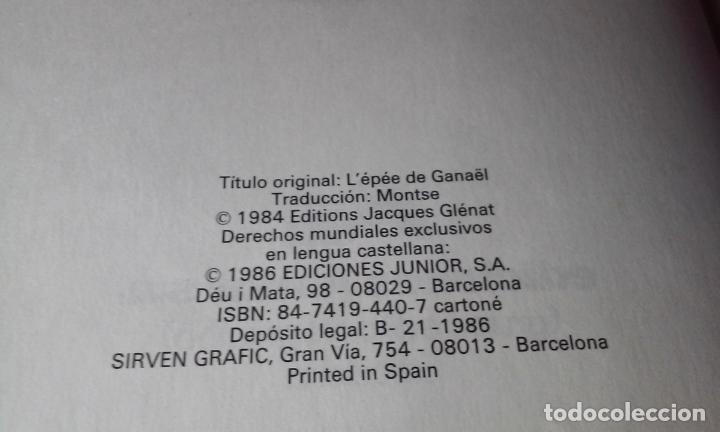 Cómics: PERCEVAN N° 3 - LAS ESPADA DE GANAEL- (JUNIOR - GRIJALBO) - Foto 6 - 143655498