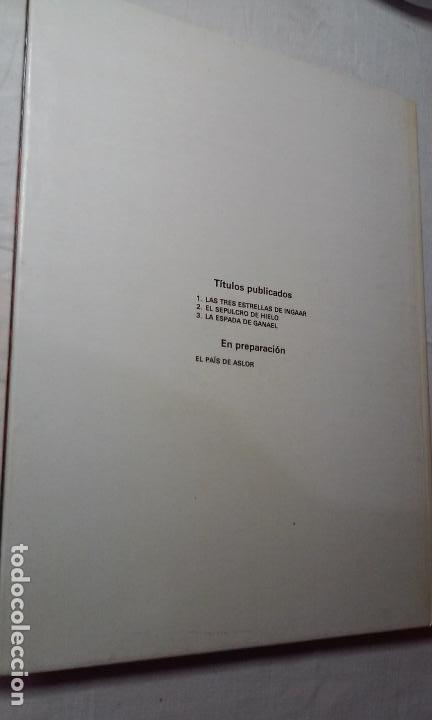Cómics: PERCEVAN N° 3 - LAS ESPADA DE GANAEL- (JUNIOR - GRIJALBO) - Foto 7 - 143655498