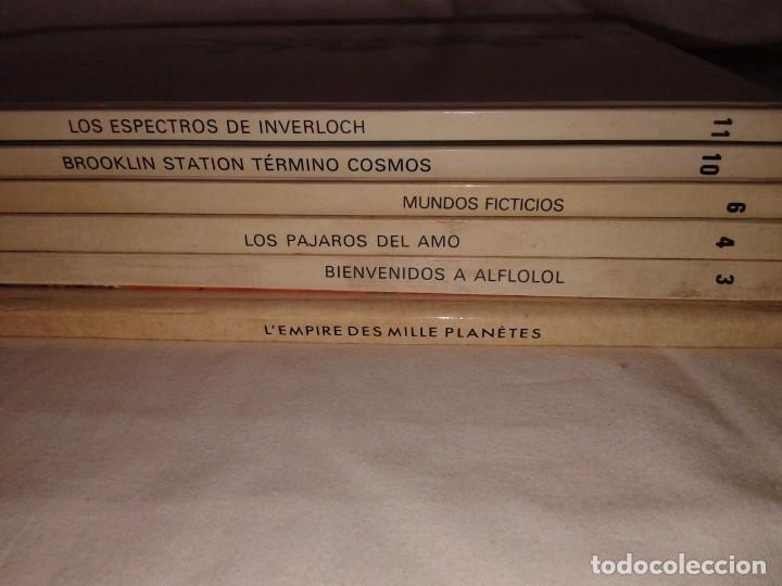 Cómics: LOTE DE 6 COMICS DE VALERIAN, Nº 3-4-6-10-11, EN ESPAÑOL Y OTRO EN FRANCES - Foto 3 - 143963726