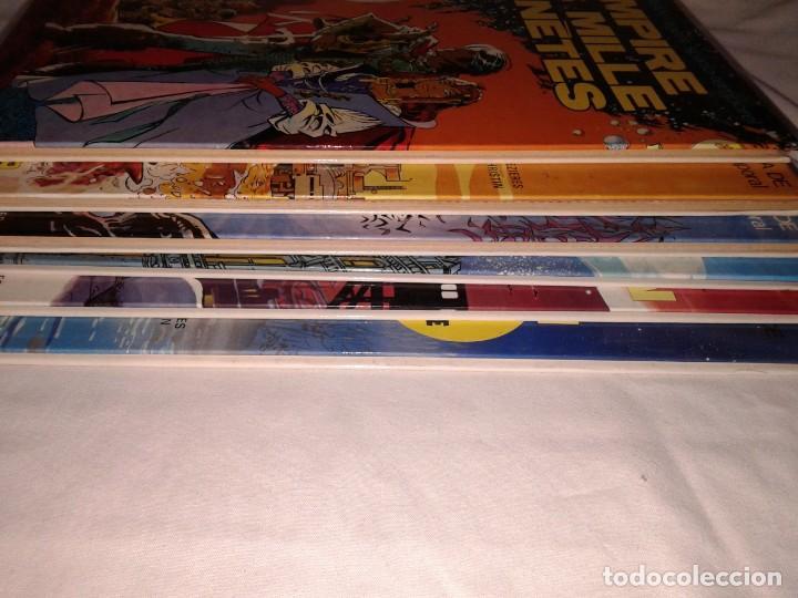 Cómics: LOTE DE 6 COMICS DE VALERIAN, Nº 3-4-6-10-11, EN ESPAÑOL Y OTRO EN FRANCES - Foto 4 - 143963726