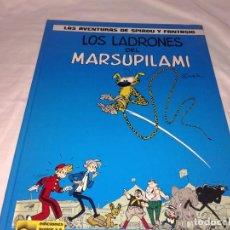 Cómics: SPIROU, LOS LADRONES DE MARSUPILAMI. Lote 143964054