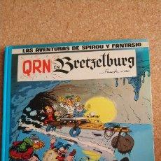 Cómics: QRN EN BRETZETBURG. Lote 143985564