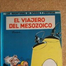 Cómics: EL VIAJERO DEL MESOZOICO. Lote 143985973
