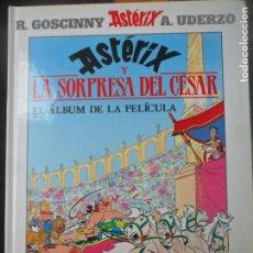 Cómics: ASTERIX, Y LA SORPRESA DEL CESAR - SALVAT 2005 - . Lote 143999594