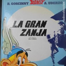 Cómics: ASTERIX, LA GRAN ZANJA - SALVAT 2001 - . Lote 143999662