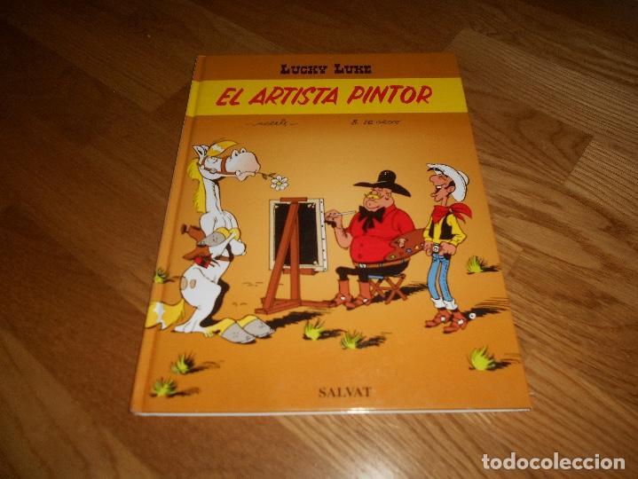LAS AVENTURAS DE LUCKY LUKE - EL ARTISTA PINTOR - SALVAT - 2001 PERFECTO (Tebeos y Comics - Grijalbo - Lucky Luke)