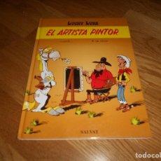 Cómics: LAS AVENTURAS DE LUCKY LUKE - EL ARTISTA PINTOR - SALVAT - 2001 PERFECTO. Lote 207133936