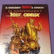 Cómics: EL ANIVERSARIO DE ASTERIX Y OBELIX. EL LIBRO DE ORO, DE UDERZO (EDITORIAL SALVAT).. Lote 144063790