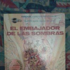 Cómics: VALERIAN: EL EMBAJADOR DE LAS SOMBRAS: TAPA DURA. Lote 144139096