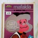 Cómics: MAFALDA Y DIGO YO....IQUINO.NOVENO ARTE Nº6 PALA 1974 ÚNICA EDICIÓN EN COLOR EN ESPAÑA. Lote 144259914