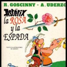 Comics: ASTERIX, LA ROSA Y LA ESPADA Nº 29 1991.. Lote 144279322
