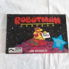 Cómics: TOMO 1 ROBOTMAN EDITORIAL GRIJALBO (AÑO 1986). Lote 144758398