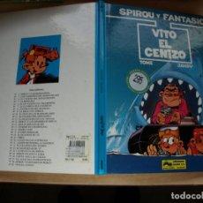 Cómics: SPIROU Y FANTASIO - VITO EL CENIZO - NÚMERO 29 - EDICIONES JUNIOR. Lote 144999750