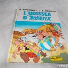 Cómics: ASTERIX L' ODISSEA D' ASTERIX . Lote 145101006