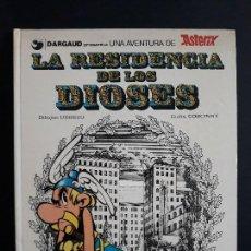 Cómics: BLACK FRIDAY. ASTERIX. LA RESIDENCIA DE LOS DIOSES. EDITORIL GRIJALBO (AÑOS 80-90). Lote 145273834
