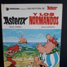 Cómics: ASTERIX Y LOS NORMANDOS. EDITORIL GRIJALBO (AÑOS 80-90). Lote 145273986