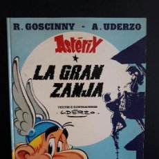 Cómics: BLACK FRIDAY. ASTERIX. LA GRAN ZANJA. EDITORIL GRIJALBO (AÑOS 80-90). Lote 145274098