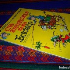 Cómics: LAS AVENTURAS DEL CALIFA HARUN EL PUSSAH Nº 1 UNA ZANAHORIA PARA IZNOGUD. GRIJALBO 1980. BUEN ESTADO. Lote 145316998