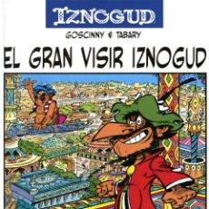 Cómics: IZNOGUD Nº 1 - PLANETA 2005 - NUEVO A ESTRENAR. Lote 145361642