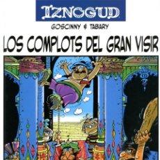 Cómics: IZNOGUD Nº 2 - PLANETA 2005 - NUEVO A ESTRENAR. Lote 145361818