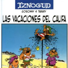 Cómics: IZNOGUD Nº 3 - PLANETA 2005 - NUEVO A ESTRENAR. Lote 145361946