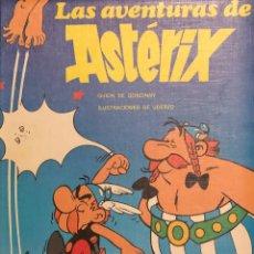Cómics: LAS AVENTURAS DE ASTERIX,LOTE DE 8 TOMOS, 32 AVENTURAS. Lote 145431078
