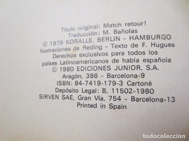 Cómics: Eric Castel Partido de Vuelta (Grijalbo / Junior 1980) - Foto 3 - 145494198