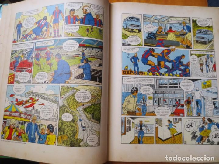 Cómics: Eric Castel Partido de Vuelta (Grijalbo / Junior 1980) - Foto 6 - 145494198