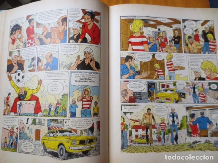 Cómics: Eric Castel Partido de Vuelta (Grijalbo / Junior 1980) - Foto 7 - 145494198